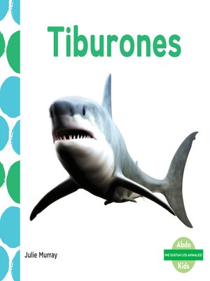 cover image of Tiburones (Sharks)