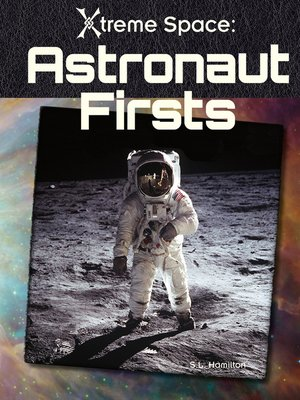cover image of Astronaut Firsts