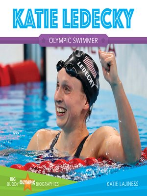 cover image of Katie Ledecky