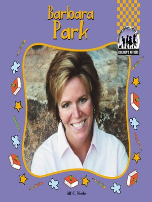 cover image of Barbara Park
