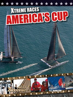 cover image of America's Cup