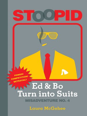 cover image of Ed & Bo Turn into Suits