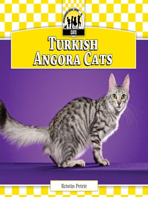 cover image of Turkish Angora Cats
