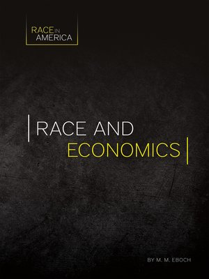 cover image of Race and Economics