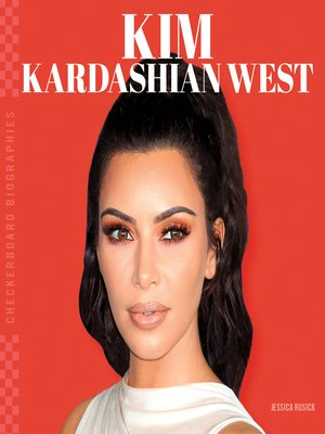 cover image of Kim Kardashian West