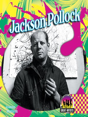 cover image of Jackson Pollock