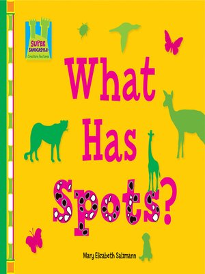 cover image of What has Spots?