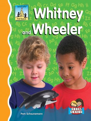 cover image of Whitney and Wheeler