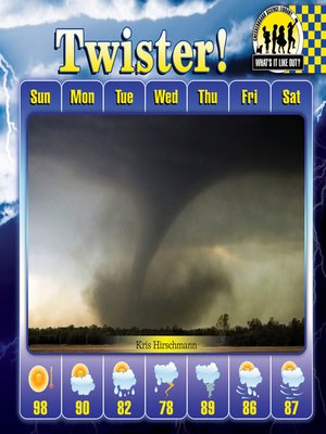 cover image of Twister!