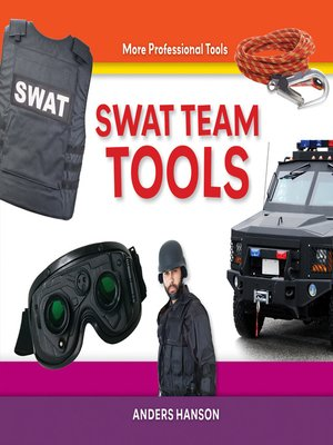 cover image of SWAT Team Tools