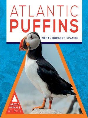 cover image of Atlantic Puffins