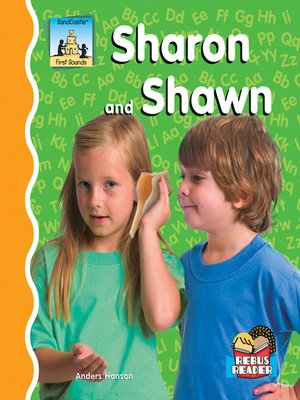 cover image of Sharon and Shawn