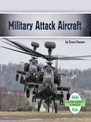 cover image of Military Attack Aircraft
