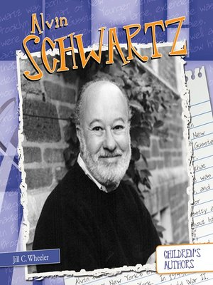 cover image of Alvin Schwartz