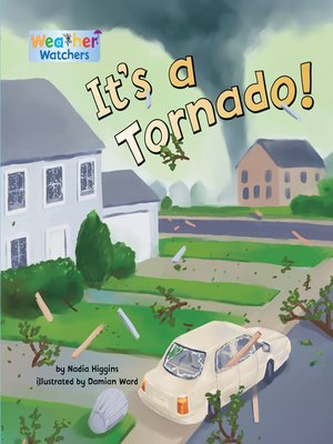 cover image of It's a Tornado!