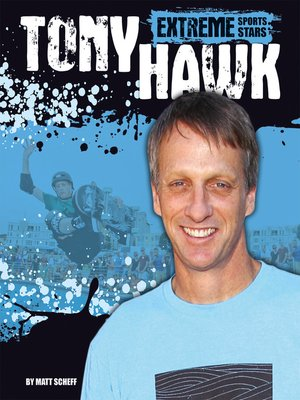 cover image of Tony Hawk