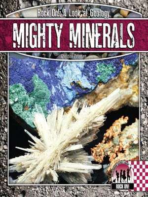 cover image of Mighty Minerals