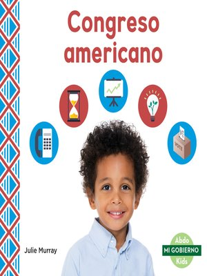 cover image of Congreso americano (US Congress)