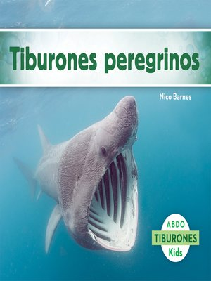 cover image of El tiburón peregrino