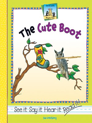 cover image of Cute Boot