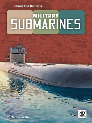 cover image of Military Submarines