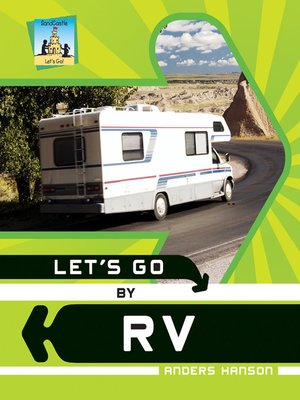 cover image of Let's Go by RV