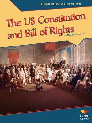 cover image of The U.S. Constitution and Bill of Rights