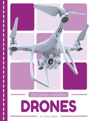 cover image of Drones