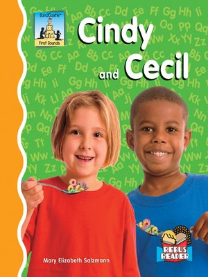 cover image of Cindy and Cecil