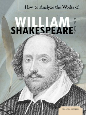 cover image of How to Analyze the Works of William Shakespeare