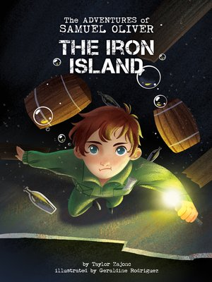 cover image of The Iron Island