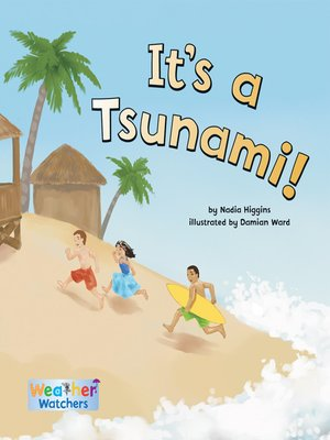 cover image of It's a Tsunami!