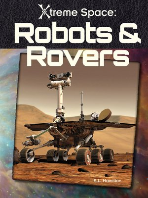 cover image of Robots & Rovers