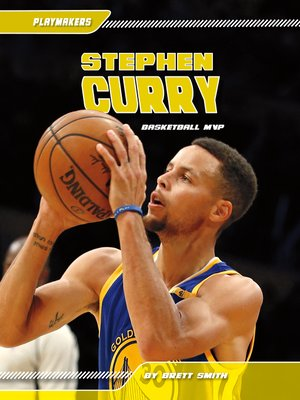 cover image of Stephen Curry: Basketball MVP