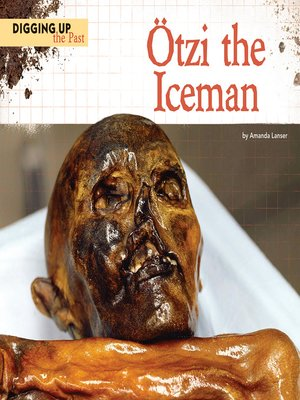 cover image of Ötzi the Iceman