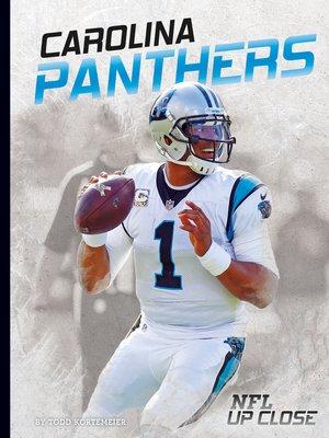 cover image of Carolina Panthers