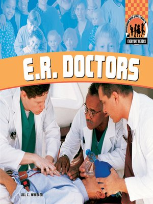 cover image of ER Doctors