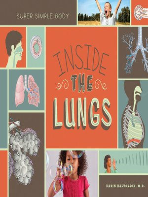 cover image of Inside the Lungs