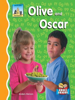 cover image of Olive and Oscar