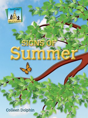 cover image of Signs of Summer