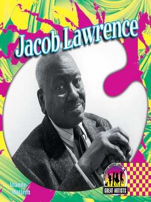 cover image of Jacob Lawrence