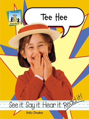 cover image of Tee Hee