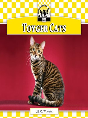 cover image of Toyger Cats