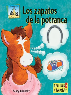 cover image of Los zapatos de la potranca