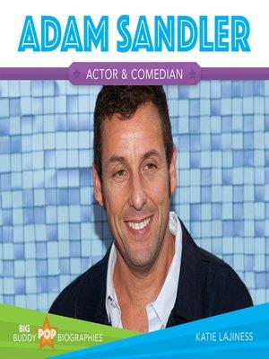 cover image of Adam Sandler