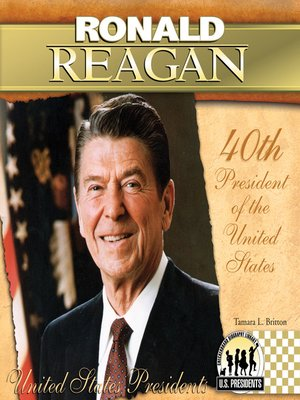cover image of Ronald Reagan