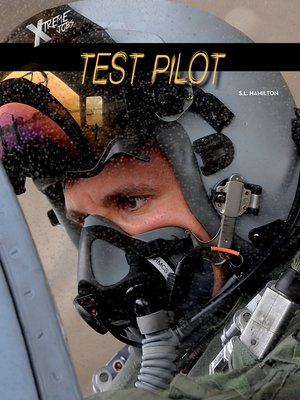 cover image of Test Pilot