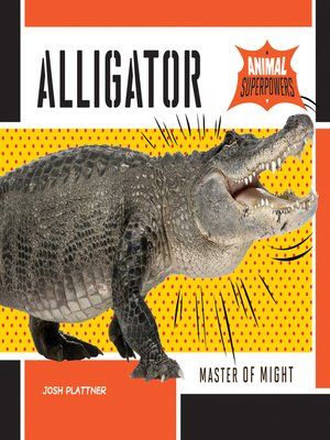 cover image of Alligator