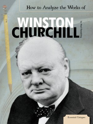cover image of How to Analyze the Works of Winston Churchill