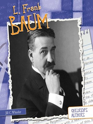 cover image of L. Frank Baum
